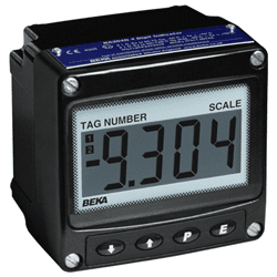 Afbeelding van Beka ATEX loop-powered indicator serie BA304G
